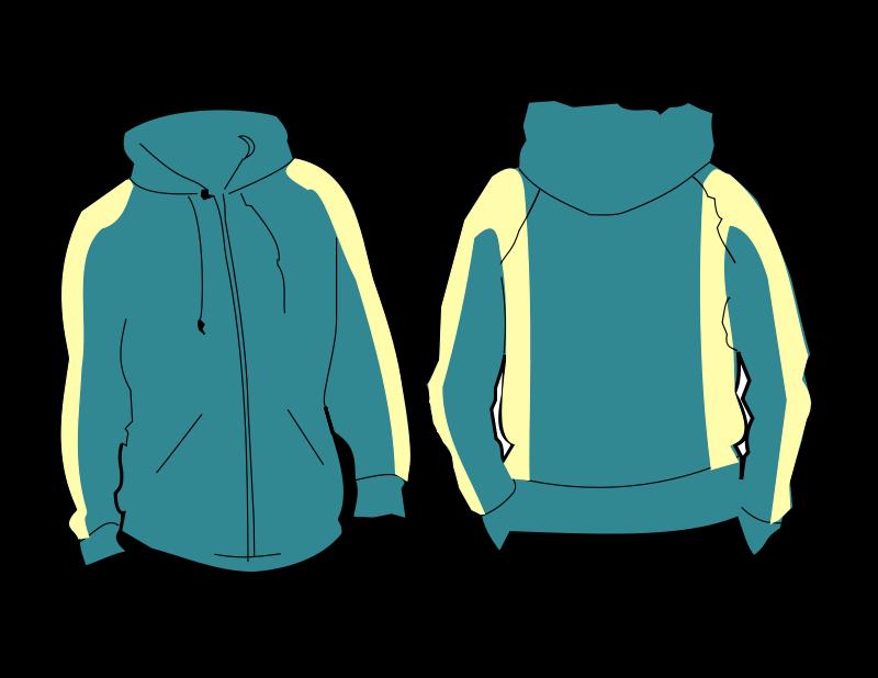 collection of zip. Hoodie clipart crewneck sweatshirt