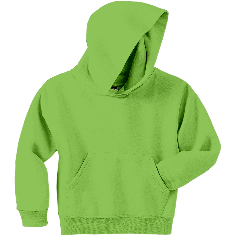 Hoodie clipart green. Boy s cotton polyester