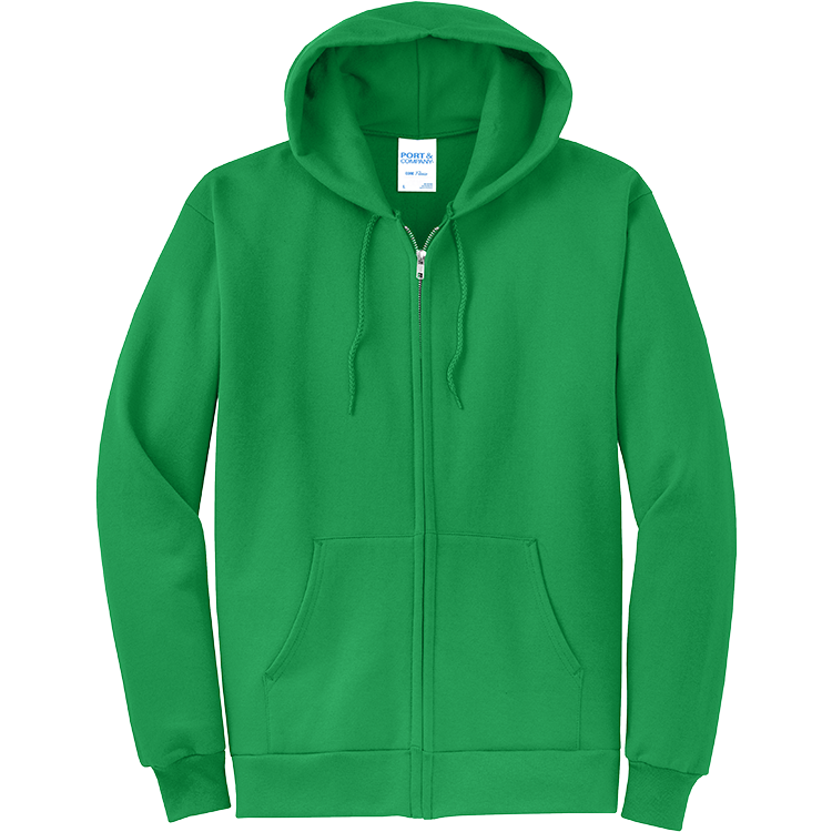 Men s cotton polyester. Hoodie clipart green