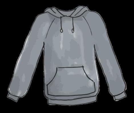 Buy a codewiz . Hoodie clipart grey hoodie