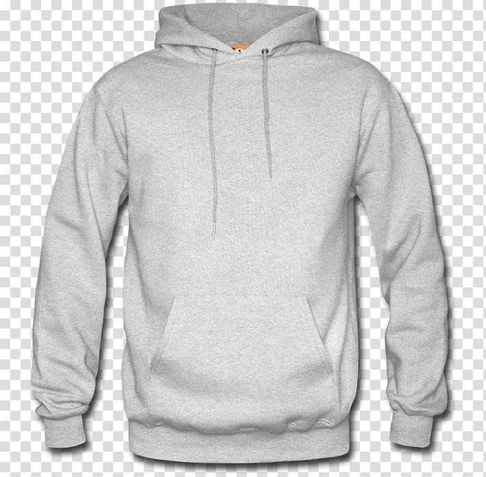 Gray pullover without zipper. Hoodie clipart grey hoodie