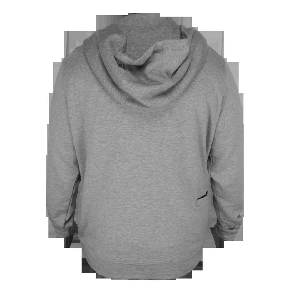 Sweatshirt clipart grey hoodie. Wagyu fleece shawl collar
