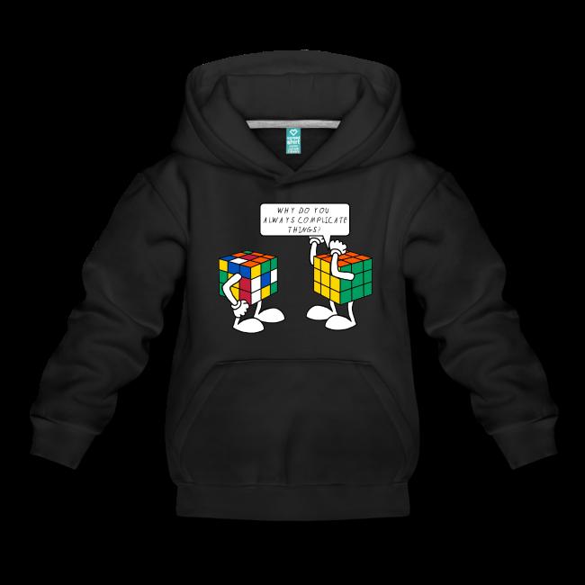 Hoodie clipart kid sweatshirt. Rubiks t shirt shop