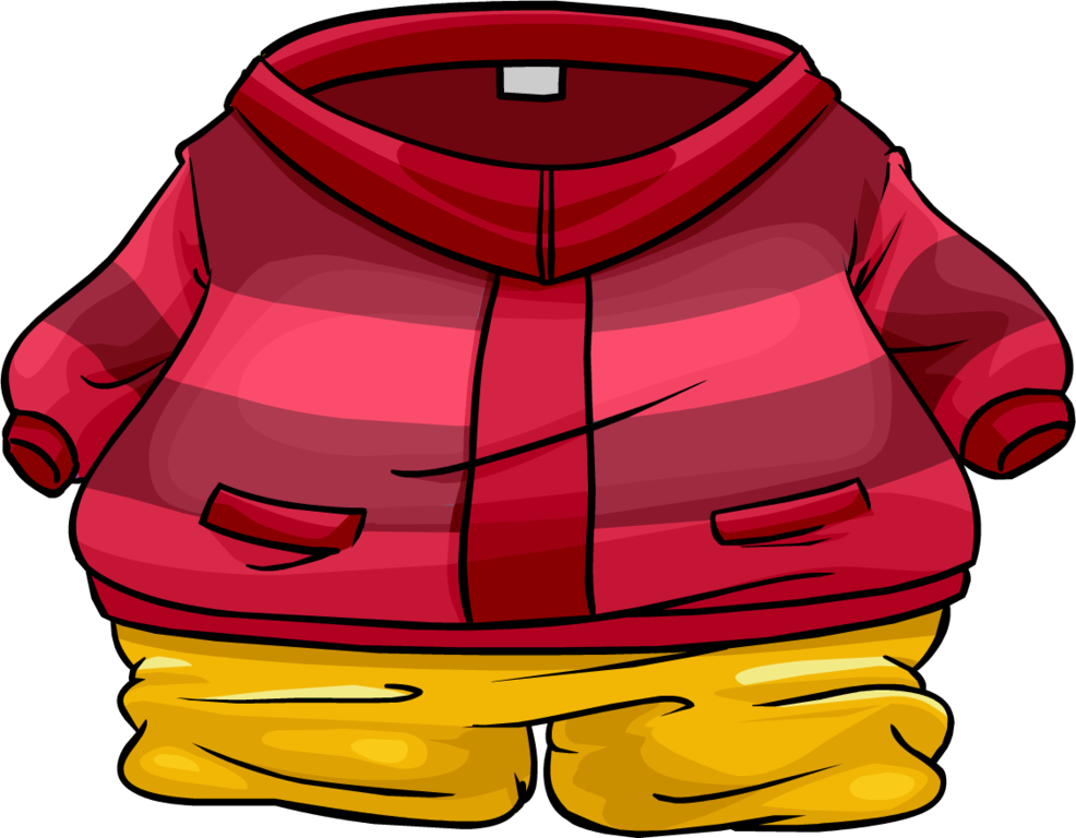 Image sled png club. Hoodie clipart pink coat