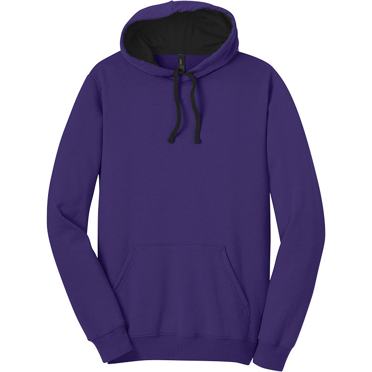 Men s cotton polyester. Hoodie clipart purple jacket