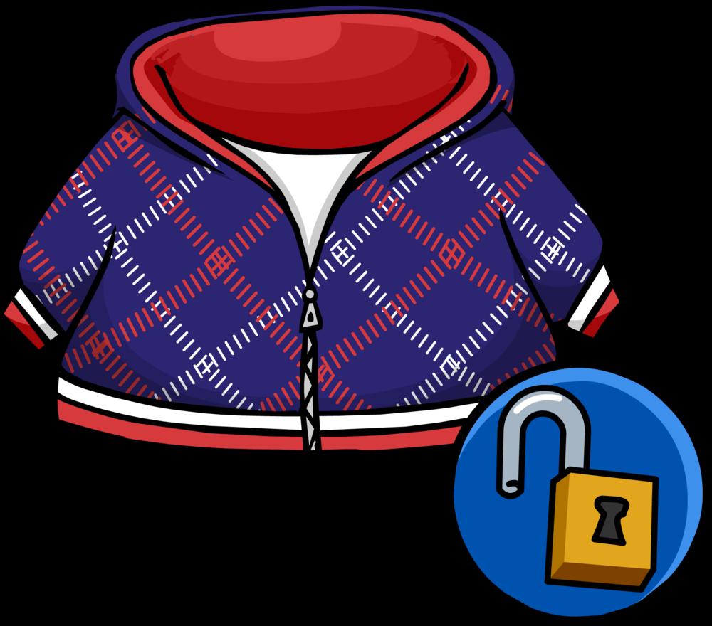 Hoodie clipart purple jacket. Uk club penguin rewritten