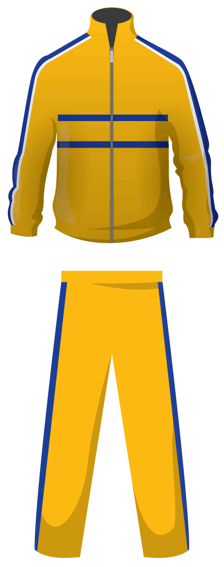 Hoodie clipart sweatsuit. Db full tracksuit team