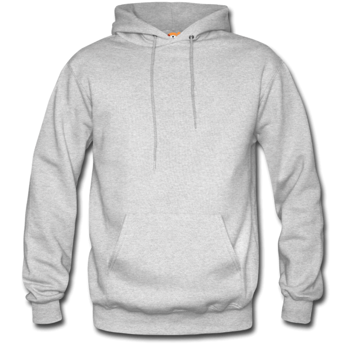Zipper clipart gray. Hoodie without transparent png