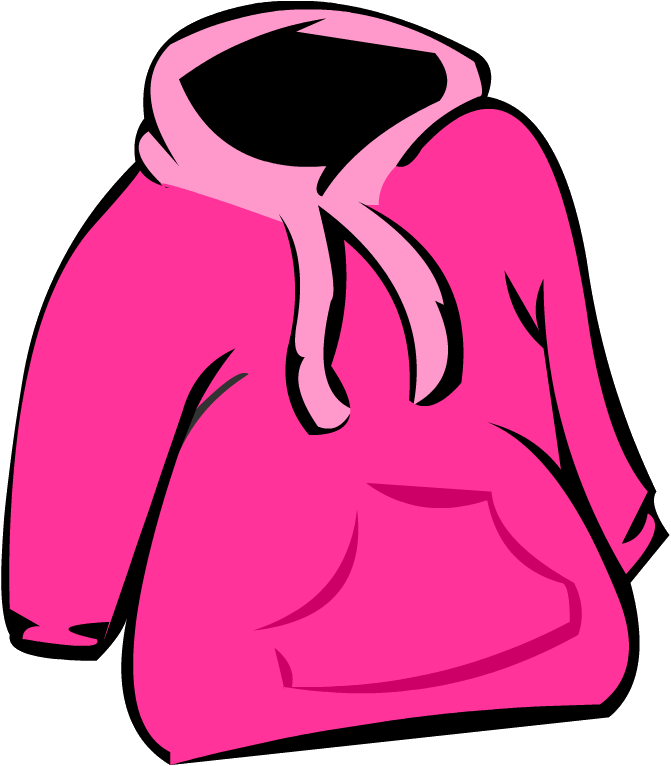 Hoodie clipart transparent. Image old pink png