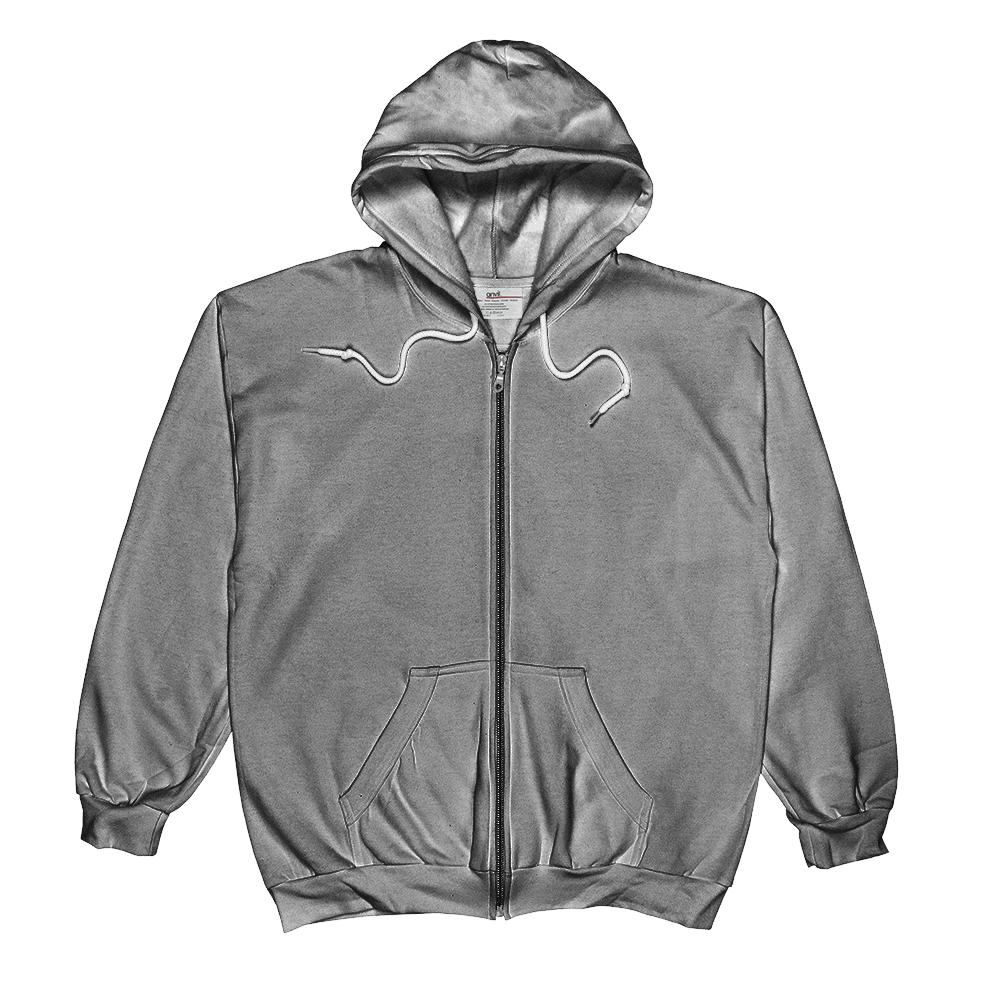 Anvil full hooded sweatshirt. Hoodie clipart zip hoodie