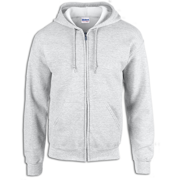 Classic fit full zip. Hoodie clipart zippered