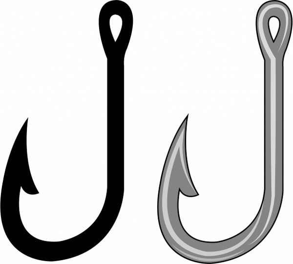 The top best blogs. Hook clipart