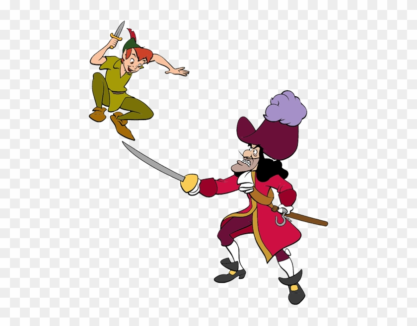 Hook clipart character. Download free png peter
