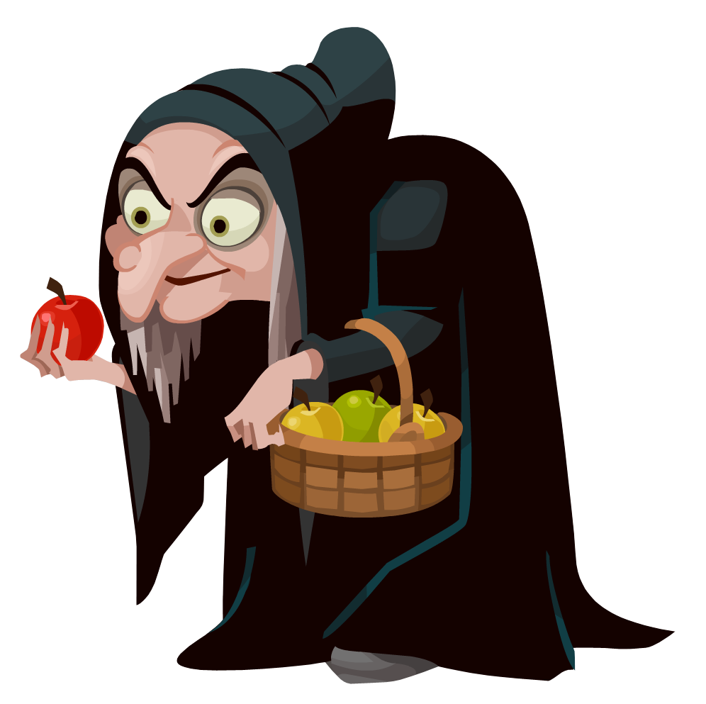 Image old kingdom hearts. Witch clipart hag