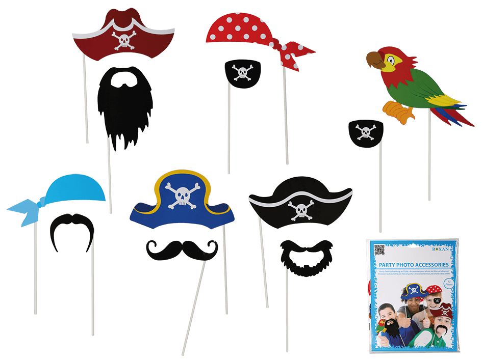 Jail clipart booth. Pirate accessories wigs product