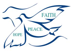 Peace faith and clip. Hope clipart