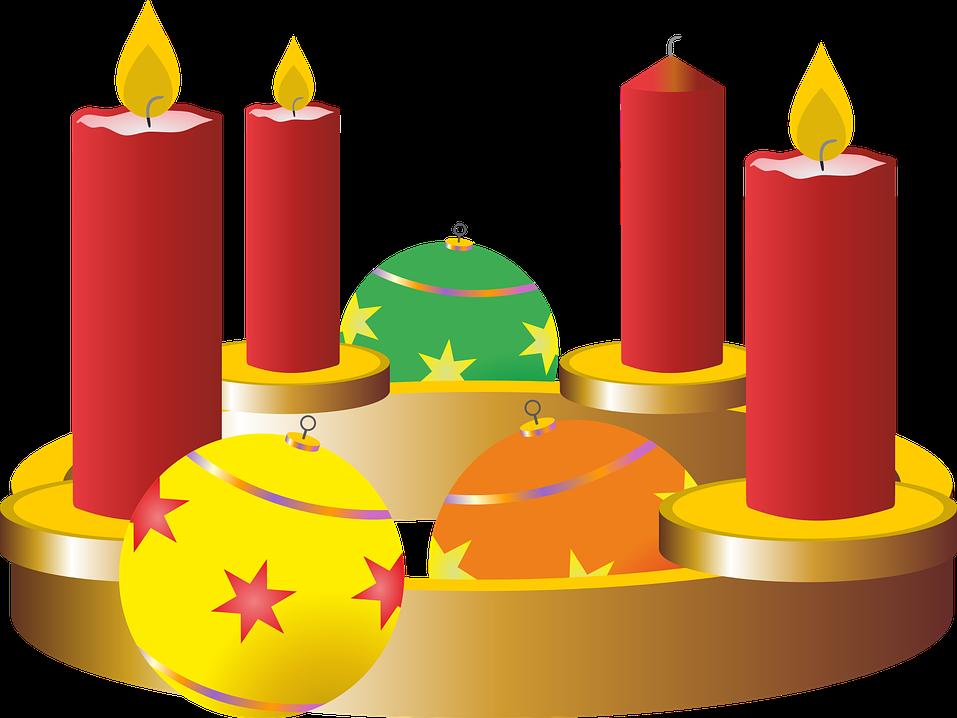 Hope clipart advent week 1. Feliz navidad by polly