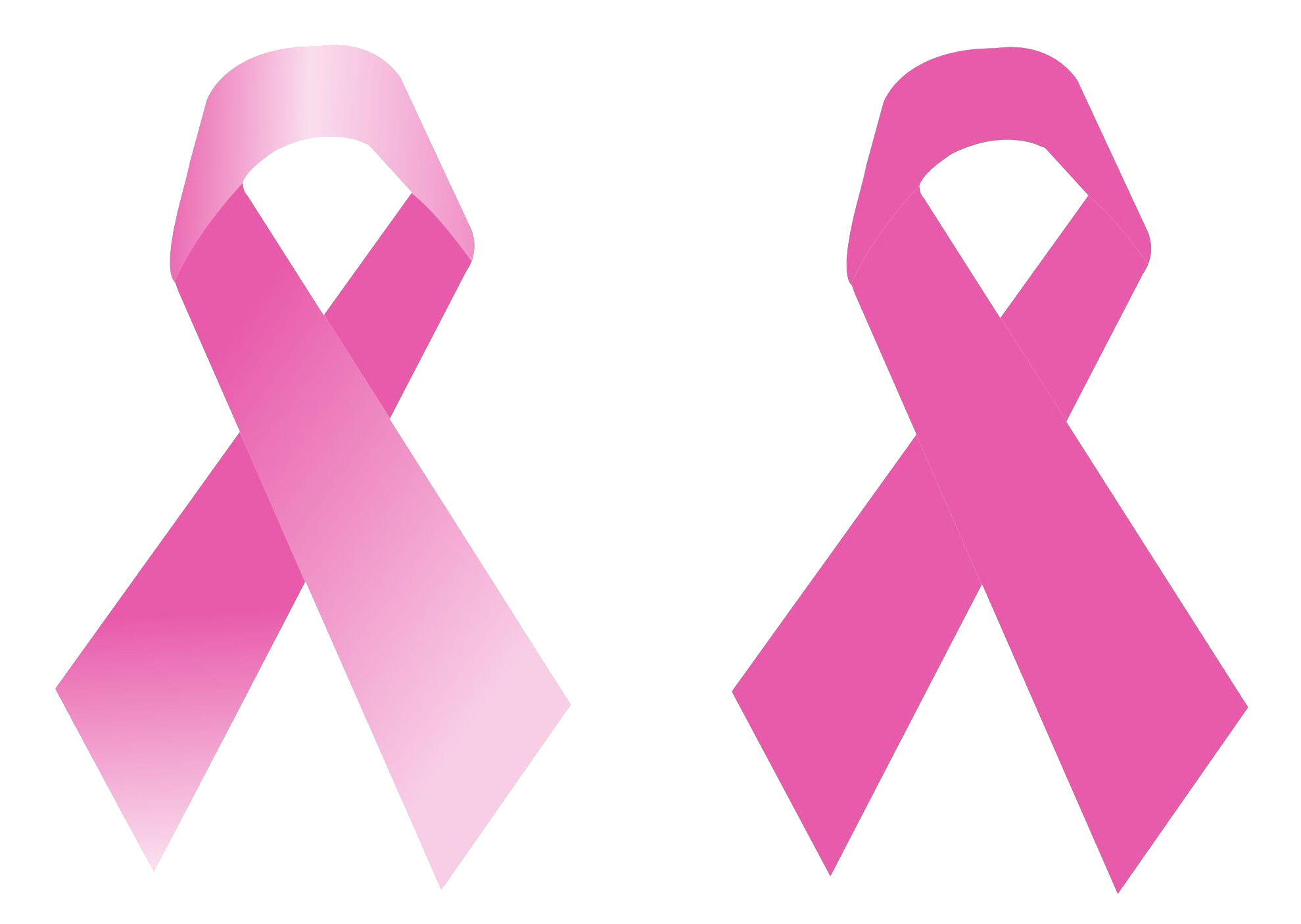 Ribbon png transparent images. Hope clipart breast cancer