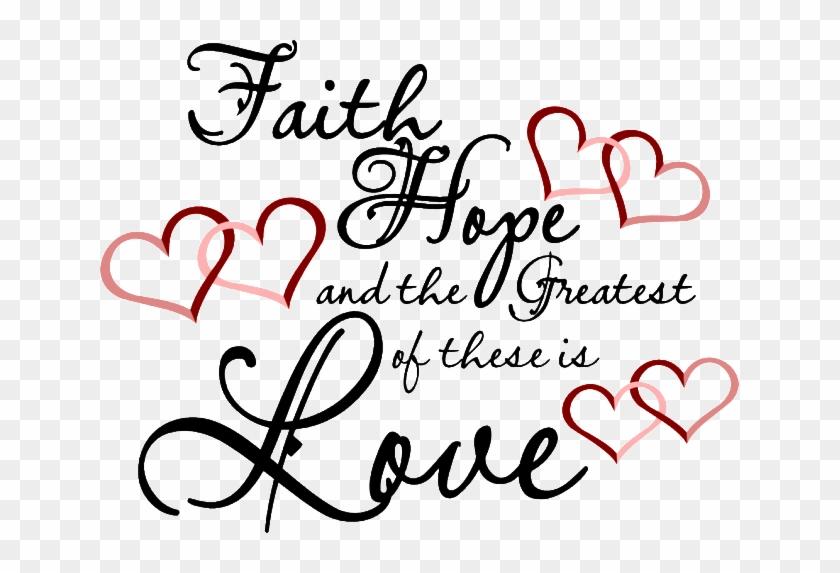 Hope clipart faith. Graphic free love clip