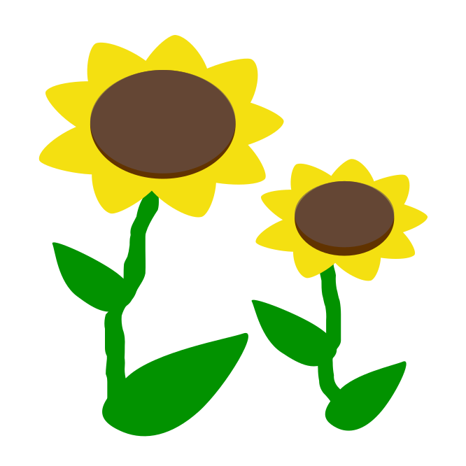 Sunflowers this was made. Hope clipart flower