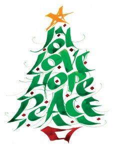 Advent joy love winter. Hope clipart holiday peace
