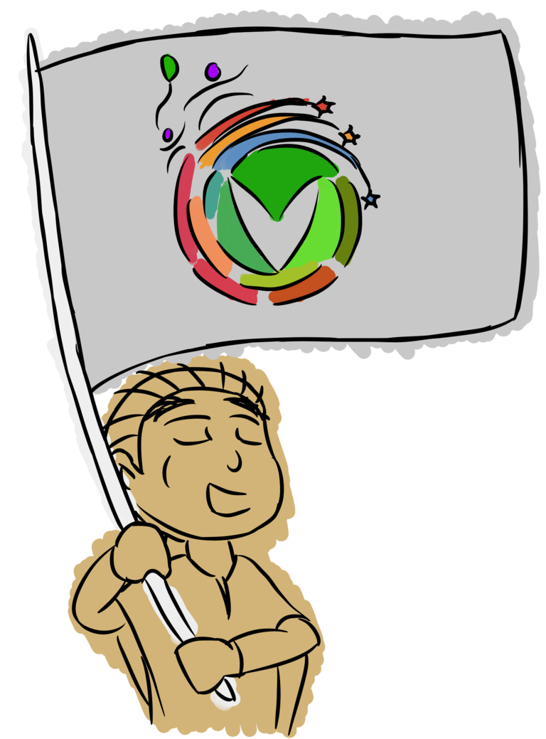 Hope clipart hope dream. Vinesauce is charity shoutout