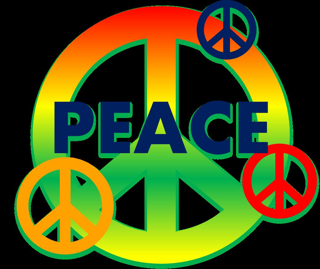 Text symbol sign image. Peace clipart memoriam