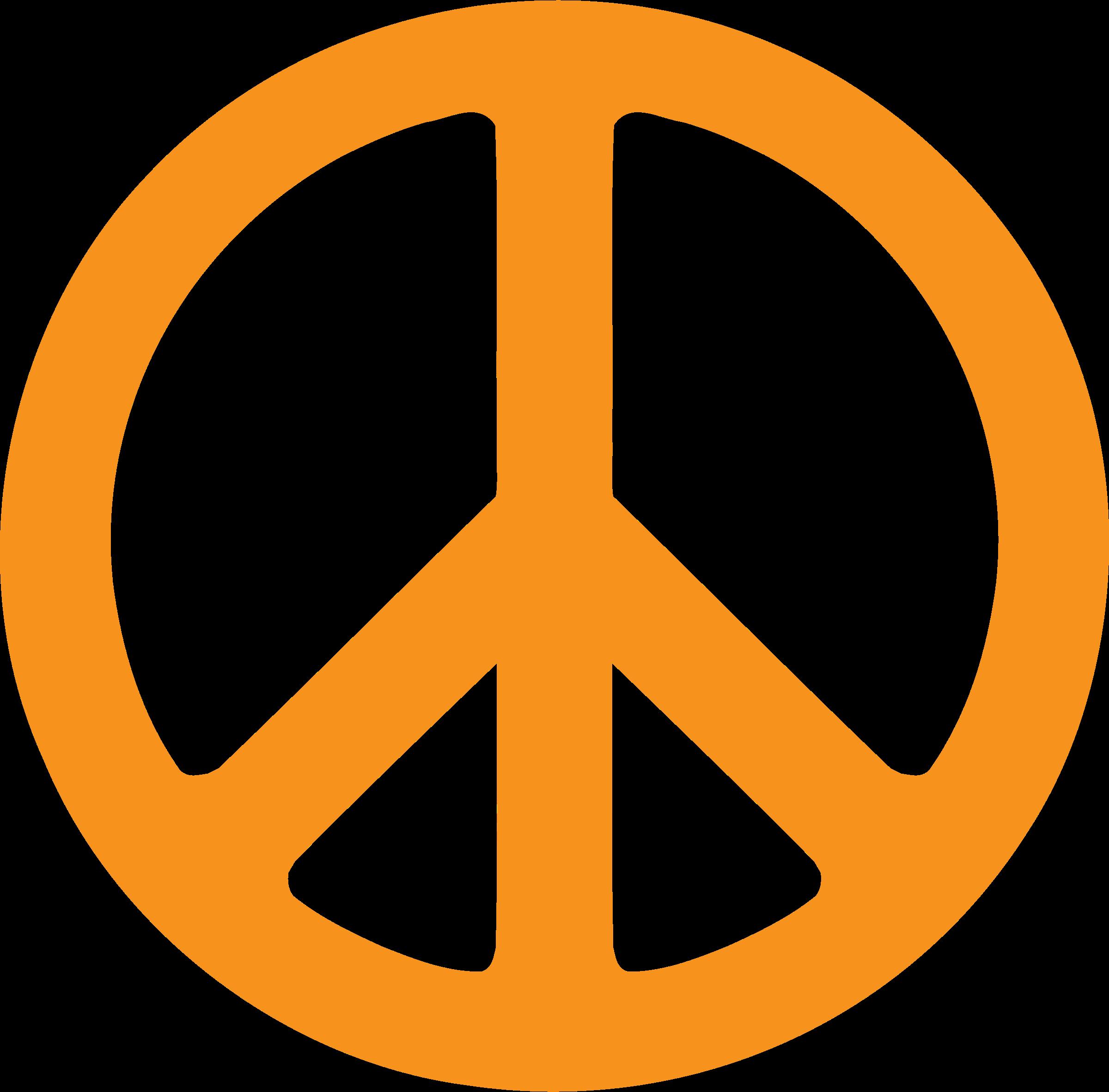 Symbol png transparent hd. Peace clipart peaceful life