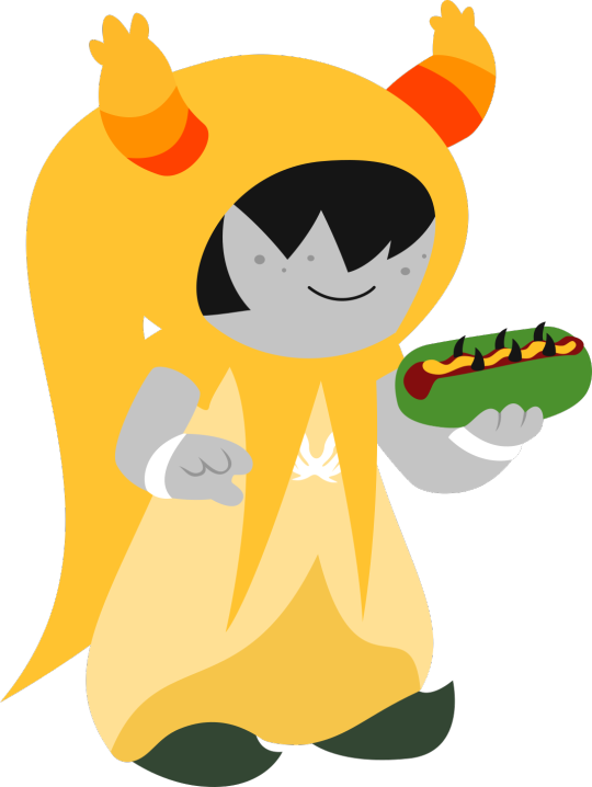 Maid clipart full energy. Homestuck sylph of hope