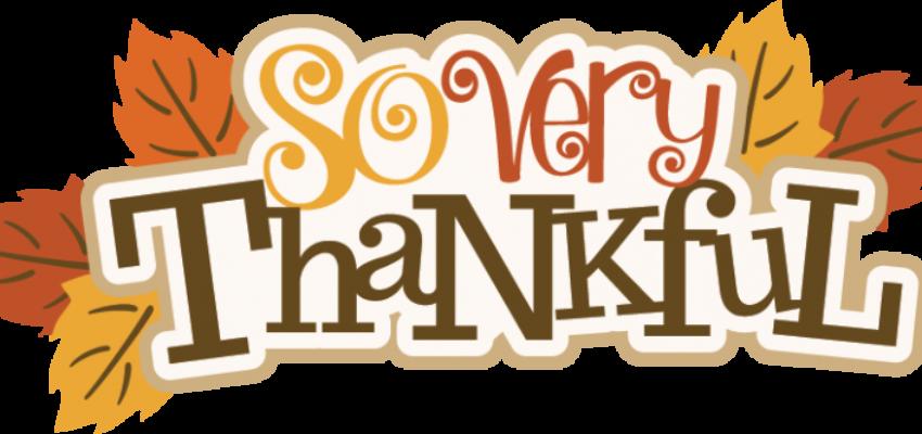 Thanks clipart greatful. An attitude of gratitude