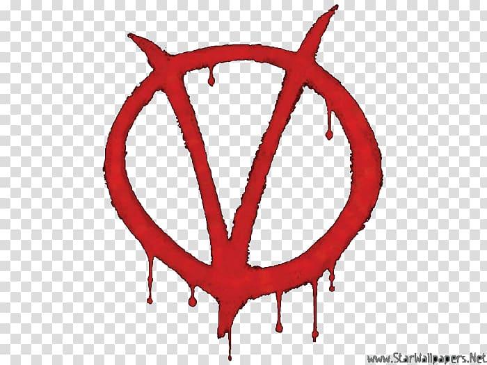 V for vendetta guy. Hope clipart transparent
