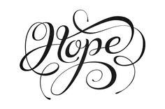 Free word cliparts download. Words clipart hope