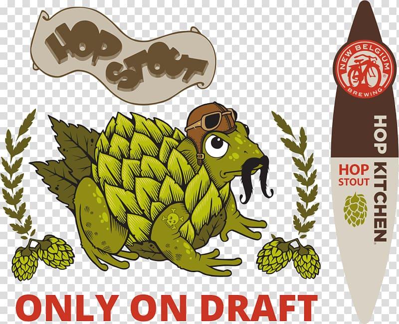 New belgium brewing company. Hops clipart animal hop