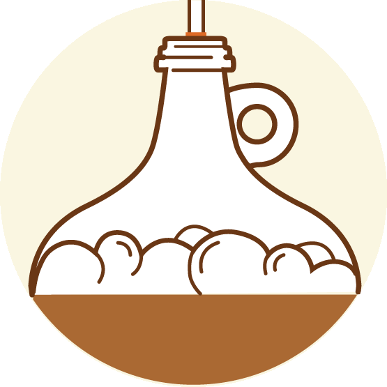 Brew with us fermentation. Hops clipart beer ingredient
