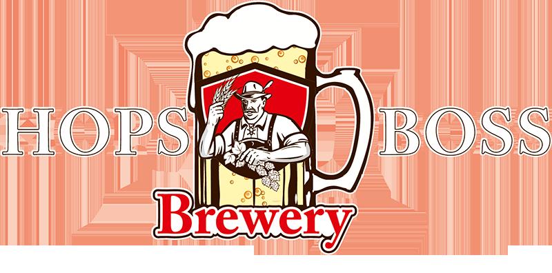 Hops clipart beer logo. Boss brewery hopsboss home