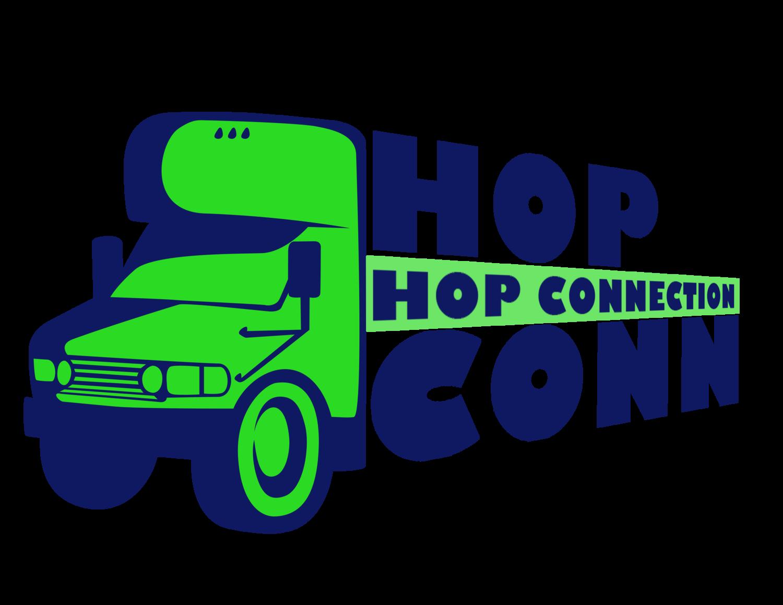Hop connection . Hops clipart beer logo