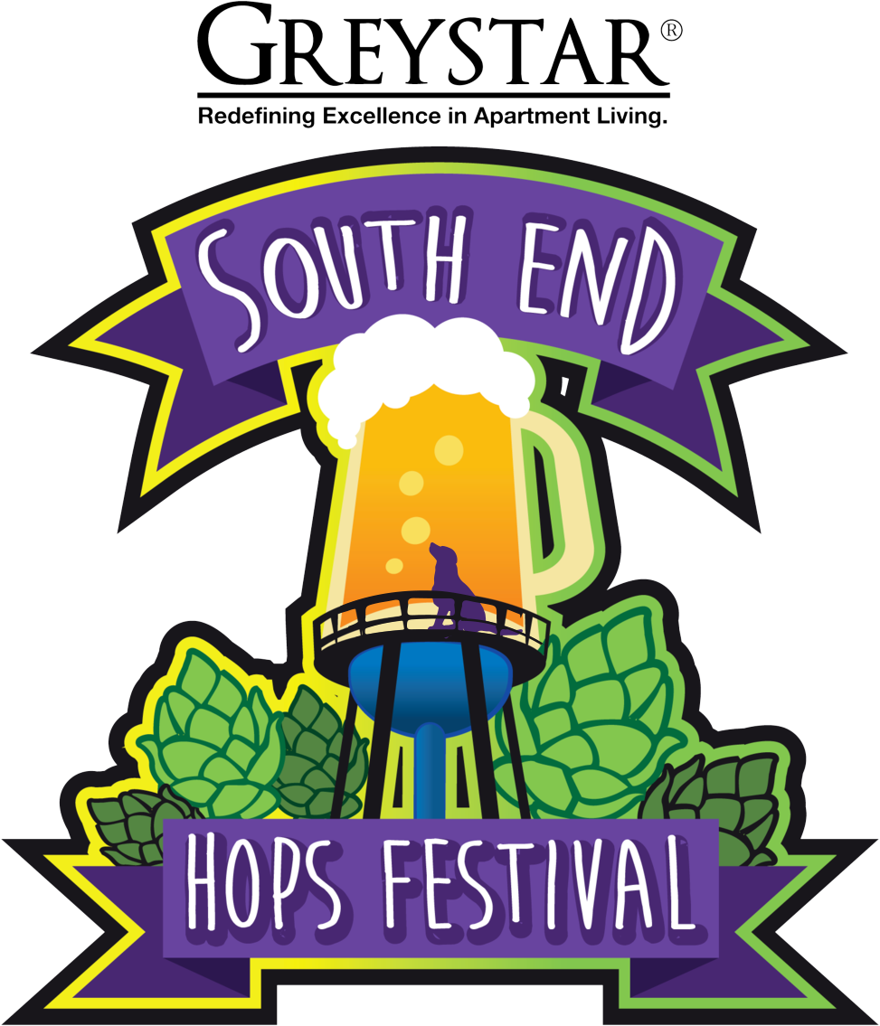 Hops clipart beer logo. Music food south end