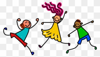 Hops clipart energetic kid. Free png clip art