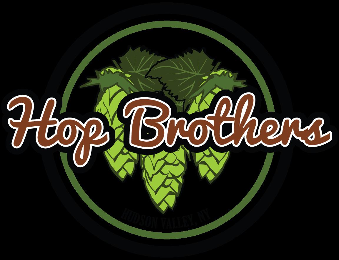 Brothers ny new york. Hops clipart hop plant