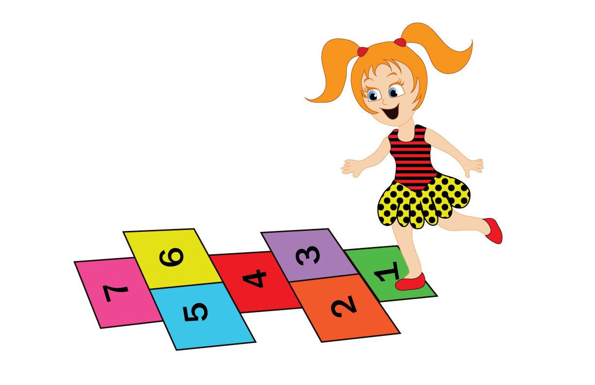 Free hopscotch cliparts download. Hops clipart outdoor game