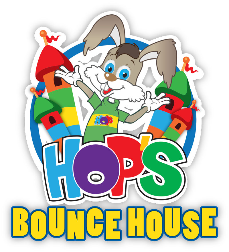 Hop s bounce house. Hops clipart playground game