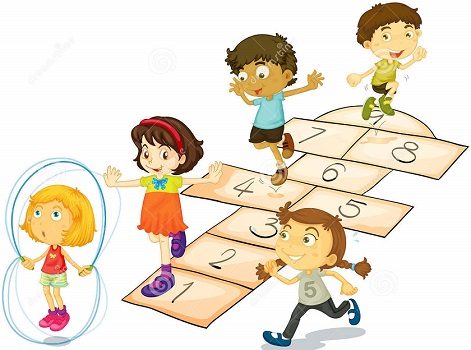 Hops clipart playground game. Free hopscotch