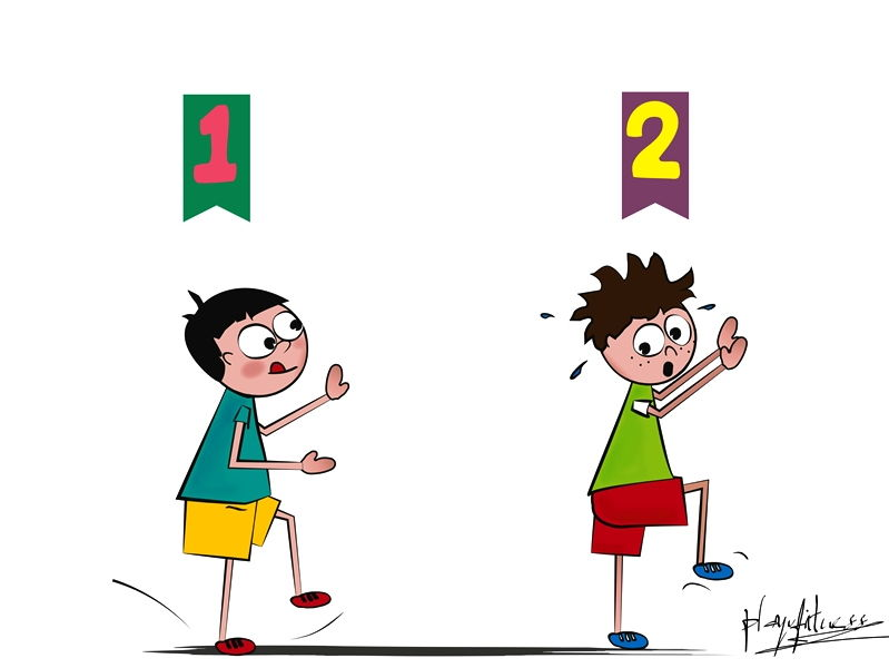 Hops clipart school game. Hop it strength for