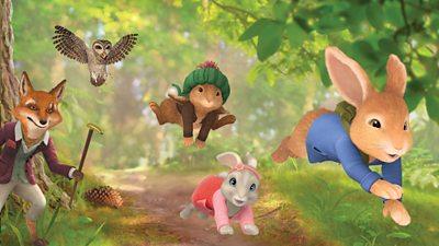 Hops clipart school game. Peter rabbit platform online
