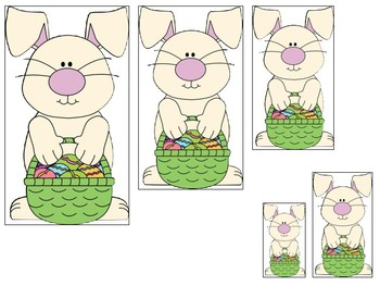 Hops clipart sequence. Easter themed size printable