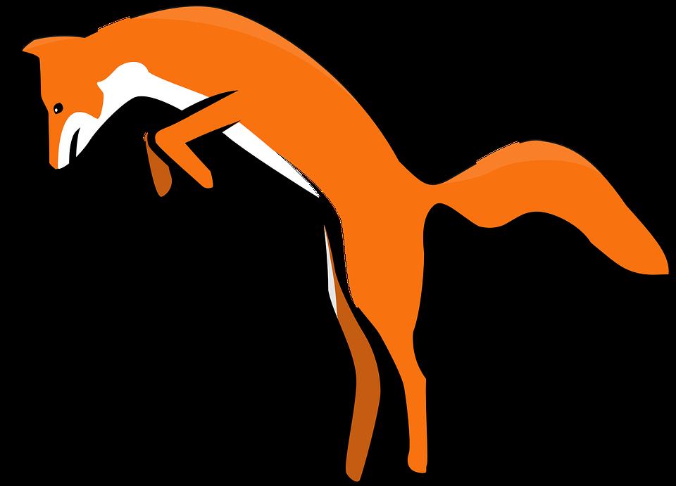 Fox frames illustrations hd. Hops clipart sport race