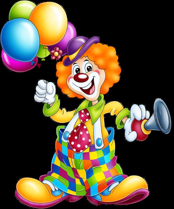 Horn clipart clown horn. Tubes peinture pinterest clip