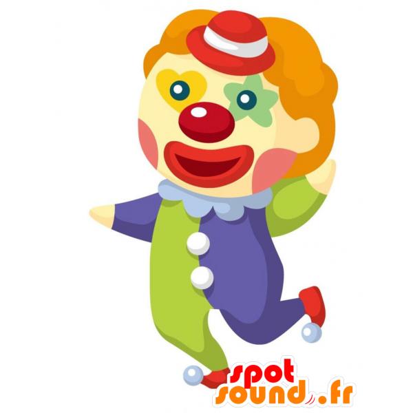 Horn clipart clown horn. Purchase mascot very jovial