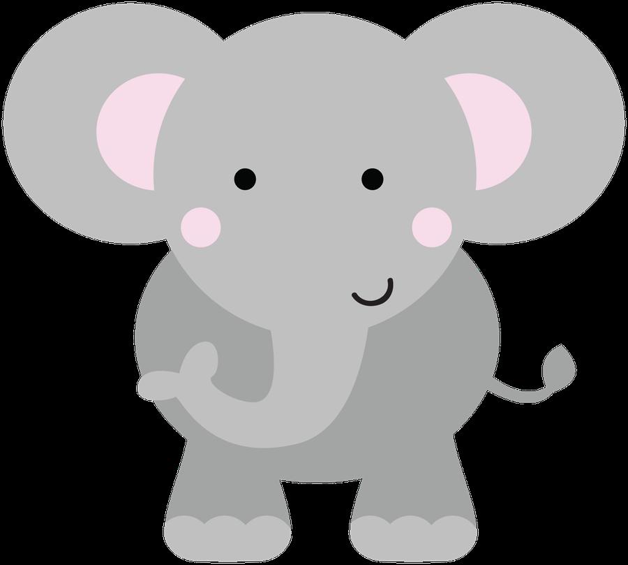 Horn clipart elephant. Minus say hello imagenes