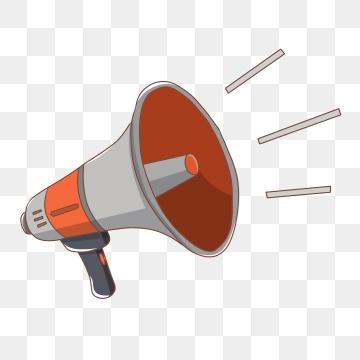 Images png format clip. Horn clipart horn speaker